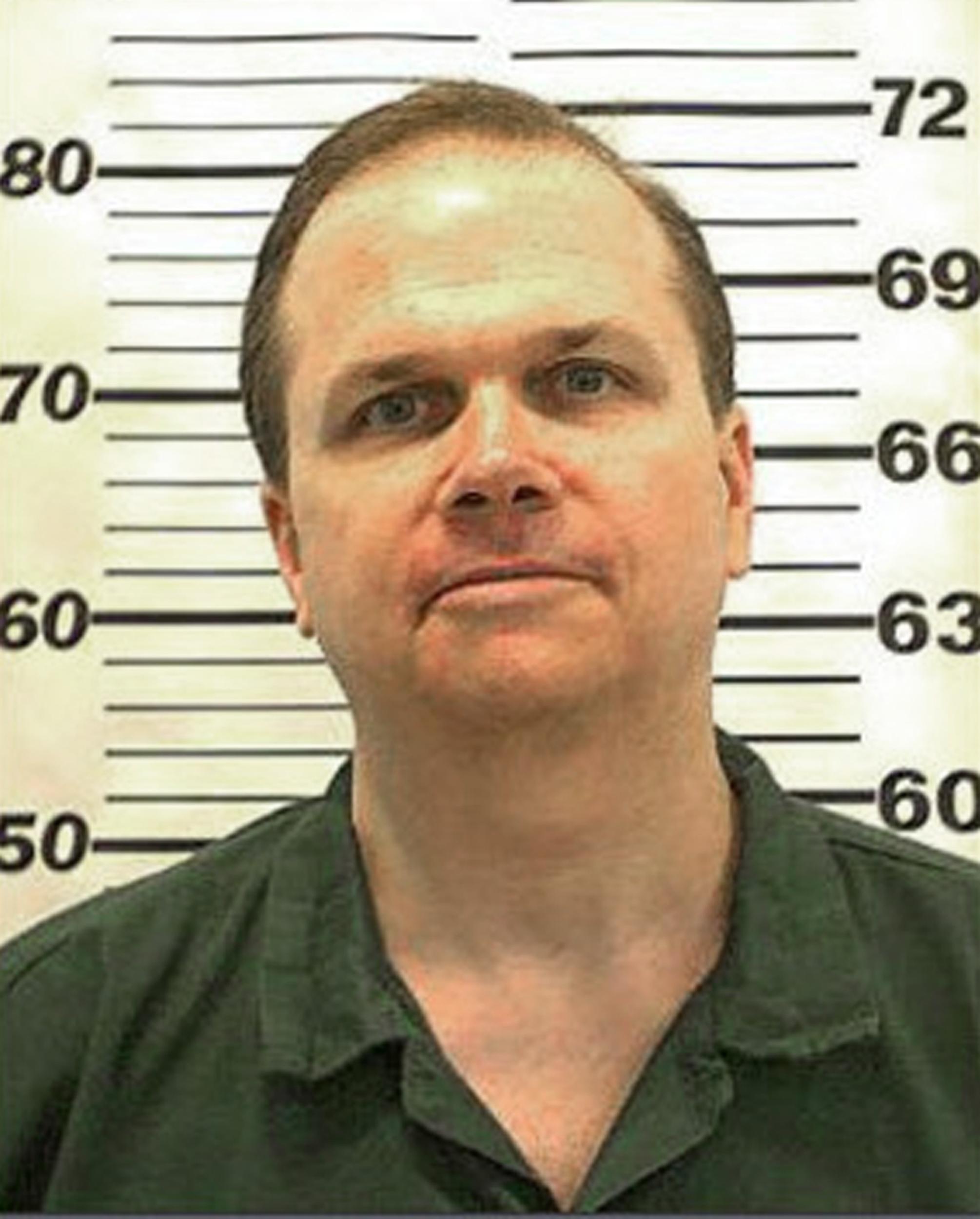 Mark David Chapman. Departamento de Correcciones de Nueva York | Agence France-Presse