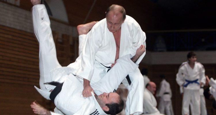 Alexey Druzhinin | Ria Novosti | Agence France-Presse