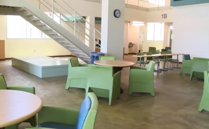 Prisión para mujeres de Las Colinas, San Diego, EEUU | Building Design + Construction