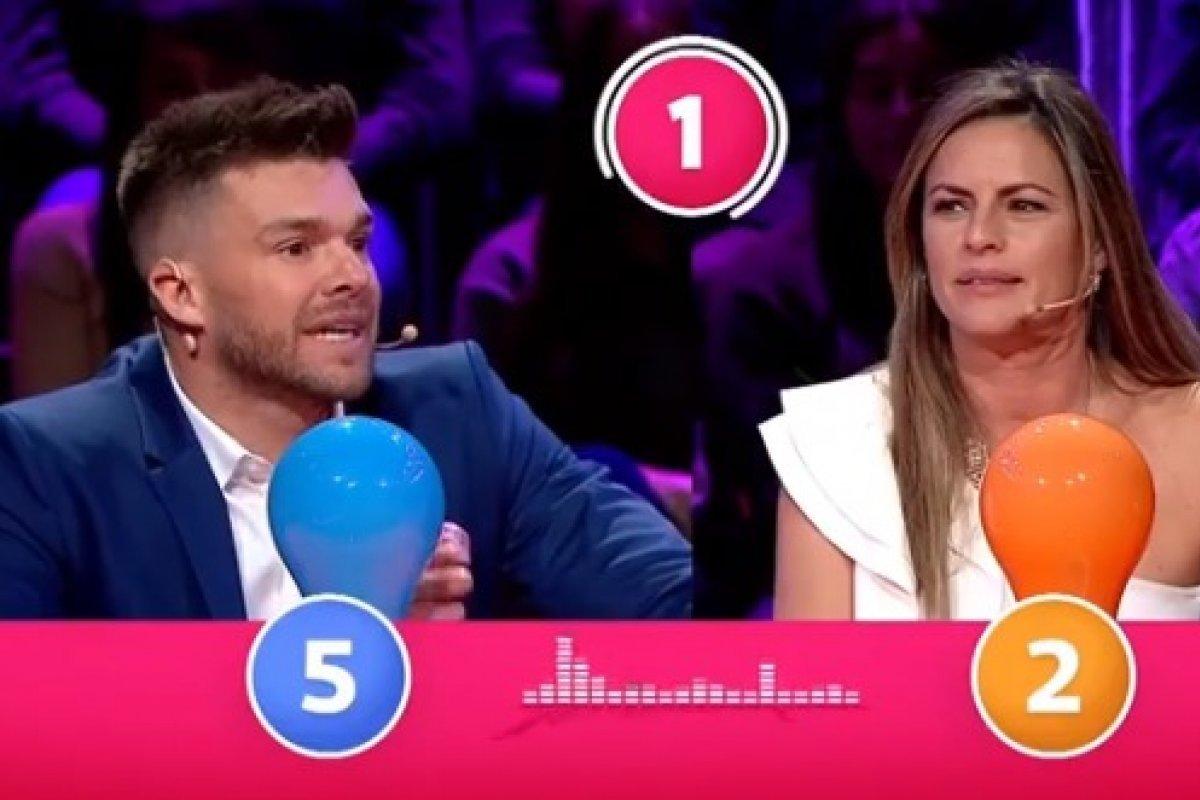 Leandro Penna y Gabriela Zambrano