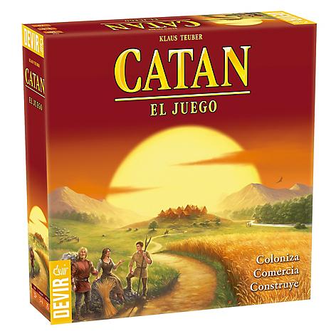 """Juego de mesa """"Los colonos de Catán"""""""