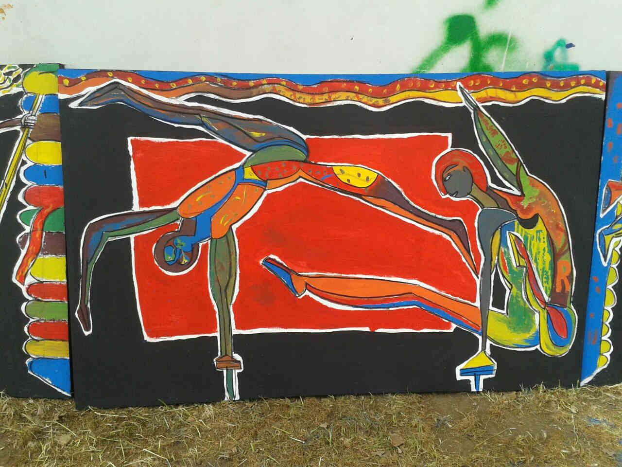 alejandro mono gonzalez