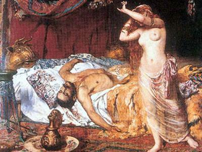 Muerte de Atila (CC) Wikimedia Commons