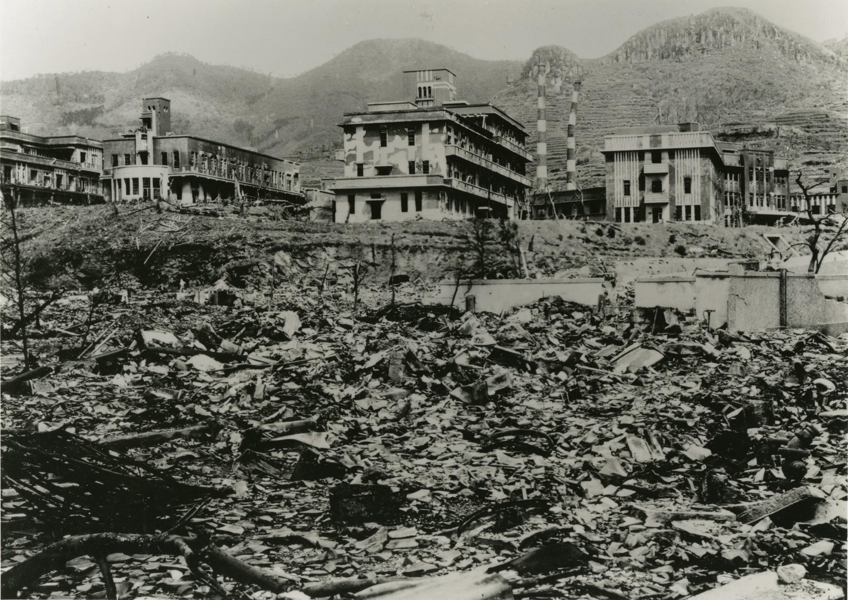 Nagasaki (CC)  Wikimedia Commons