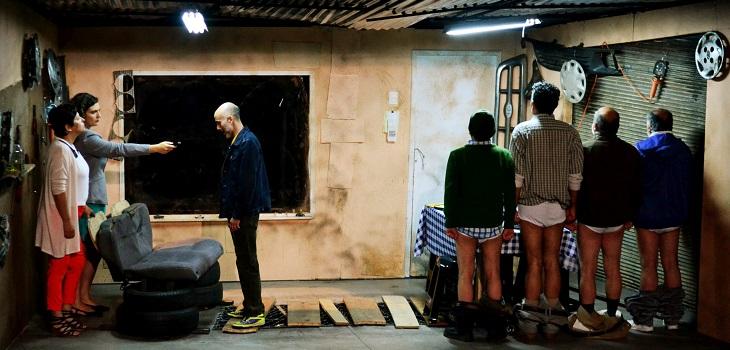 Negros, Compañía Centro de Investigación Teatro la Peste (c)