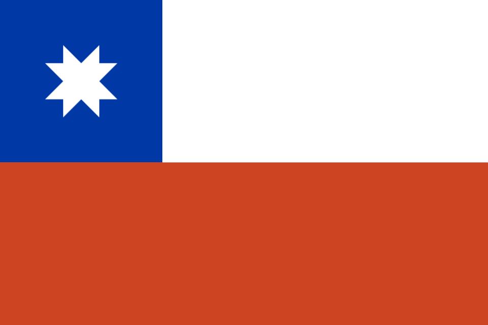 Saint Malo   Chile con rediseño Mapuche