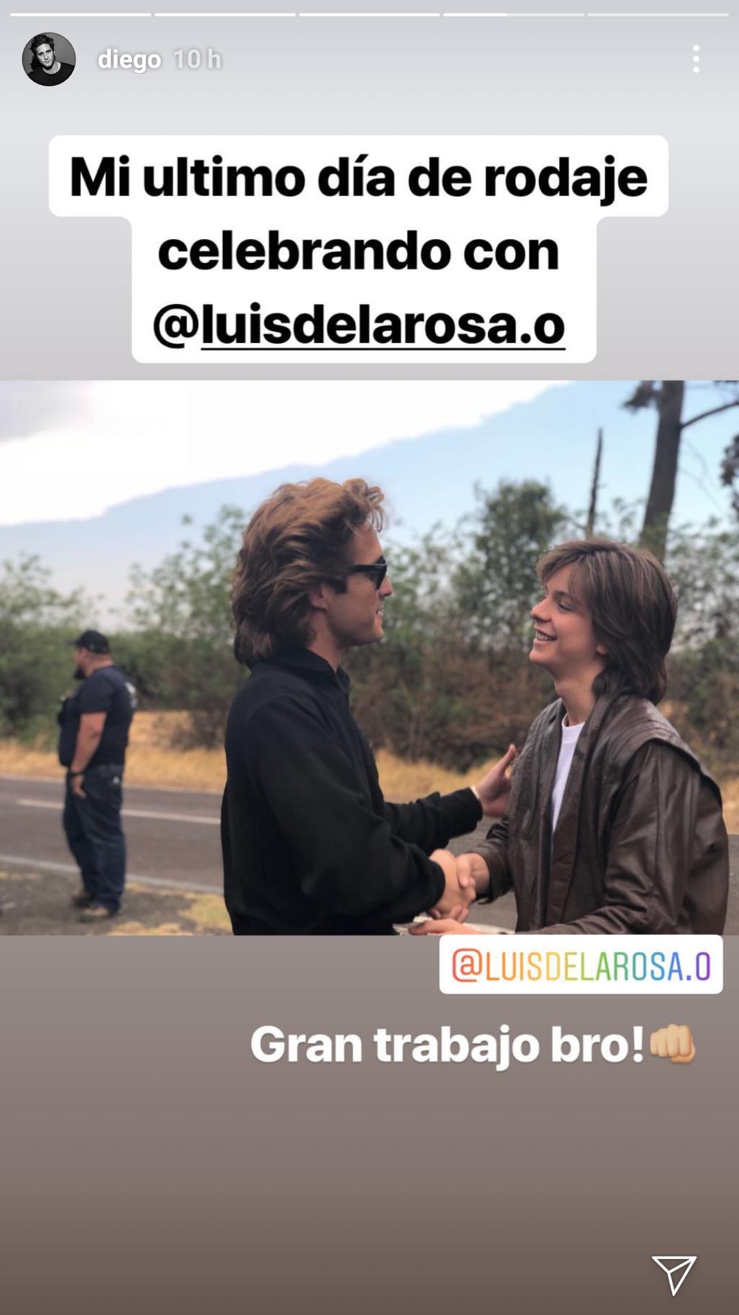 Diego Boneta | Instagram