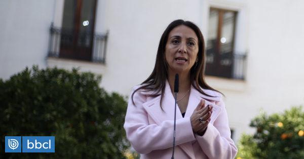 Ministra Pérez valora que Fiscalía indague denuncias en contra de Nicolás  López 9a63297d17