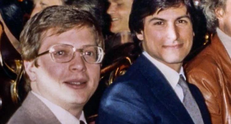Bob Belleville y Steve Jobs