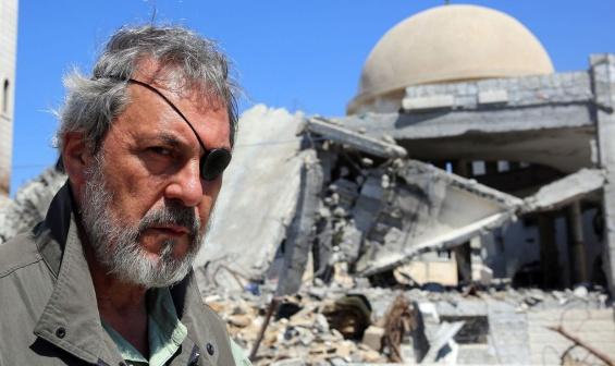 Santiago Pavlovic en Gaza | TVN