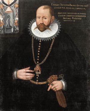 Tycho Brahe (CC) Wikimedia Commons