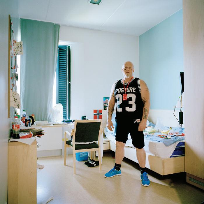 Prisión de Halgen, Noruega | Knut Egil Wang, New York Times