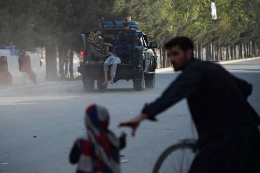 Noorullah Shirzada / AFP