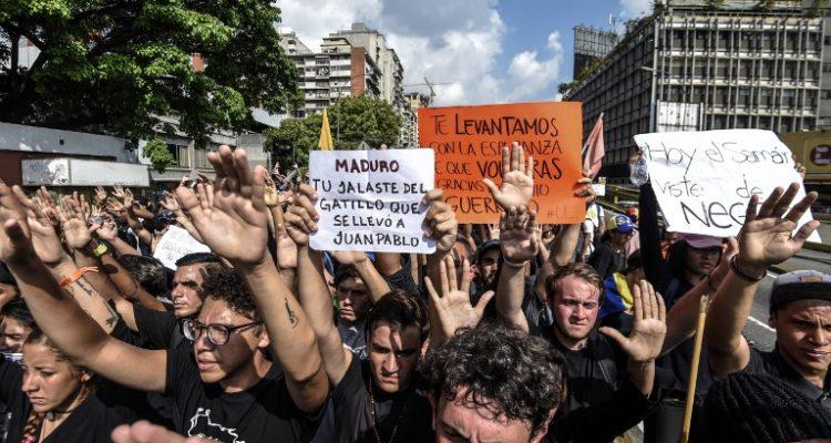 AFP | Juan Barreto