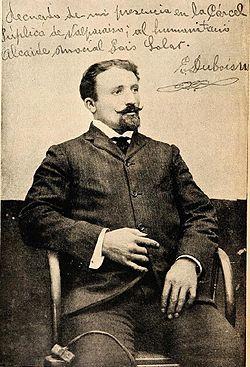 Emile Dubois | Wikipedia Commons