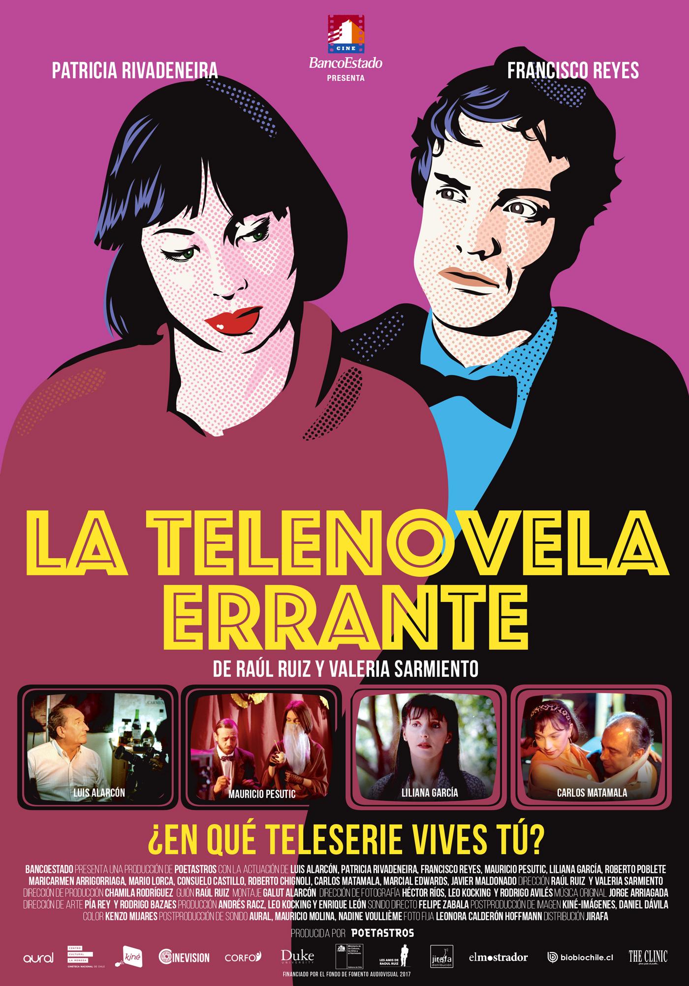 """""""La Telenovela Errante"""""""