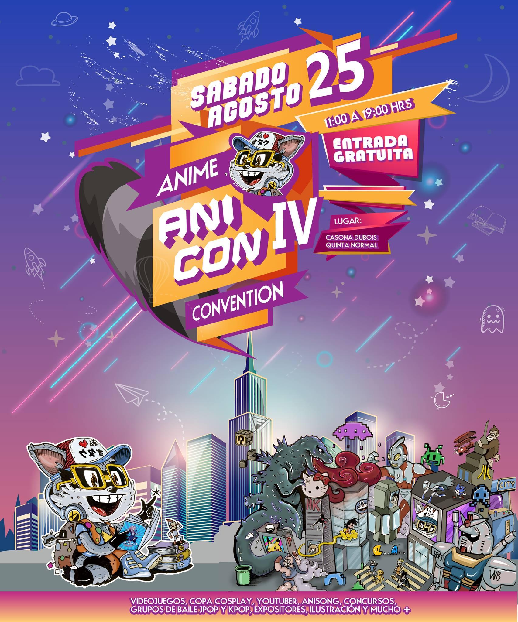 Animé Convention IV