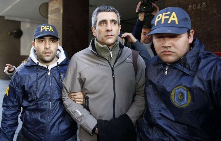 Roberto Baratta  | Agence France-Presse