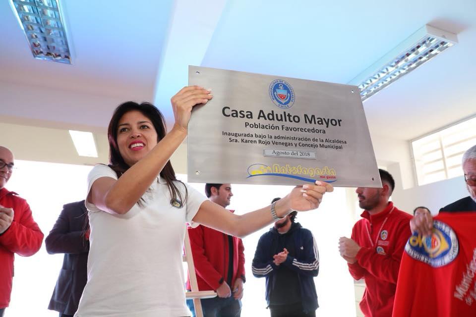 Alcaldesa Karen Rojo | Municipalidad de Antofagasta