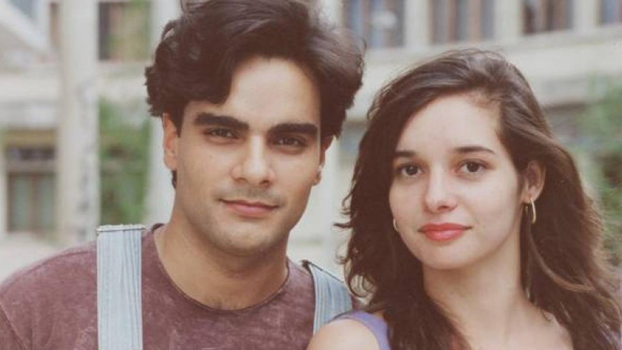 Guilherme y Daniella