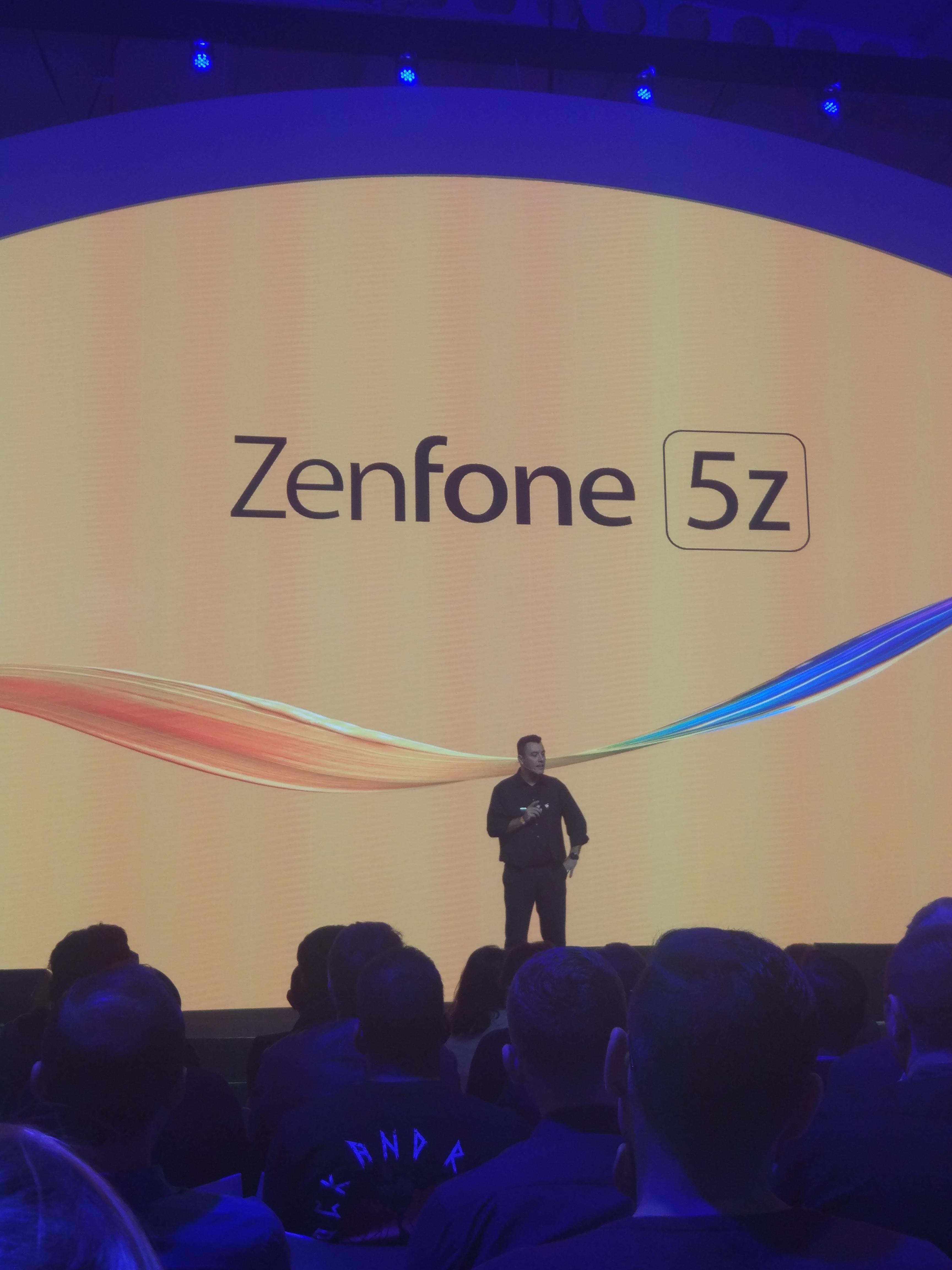 Lanzamiento del Asus Zenfone 5Z en Sao Paulo | BioBioChile