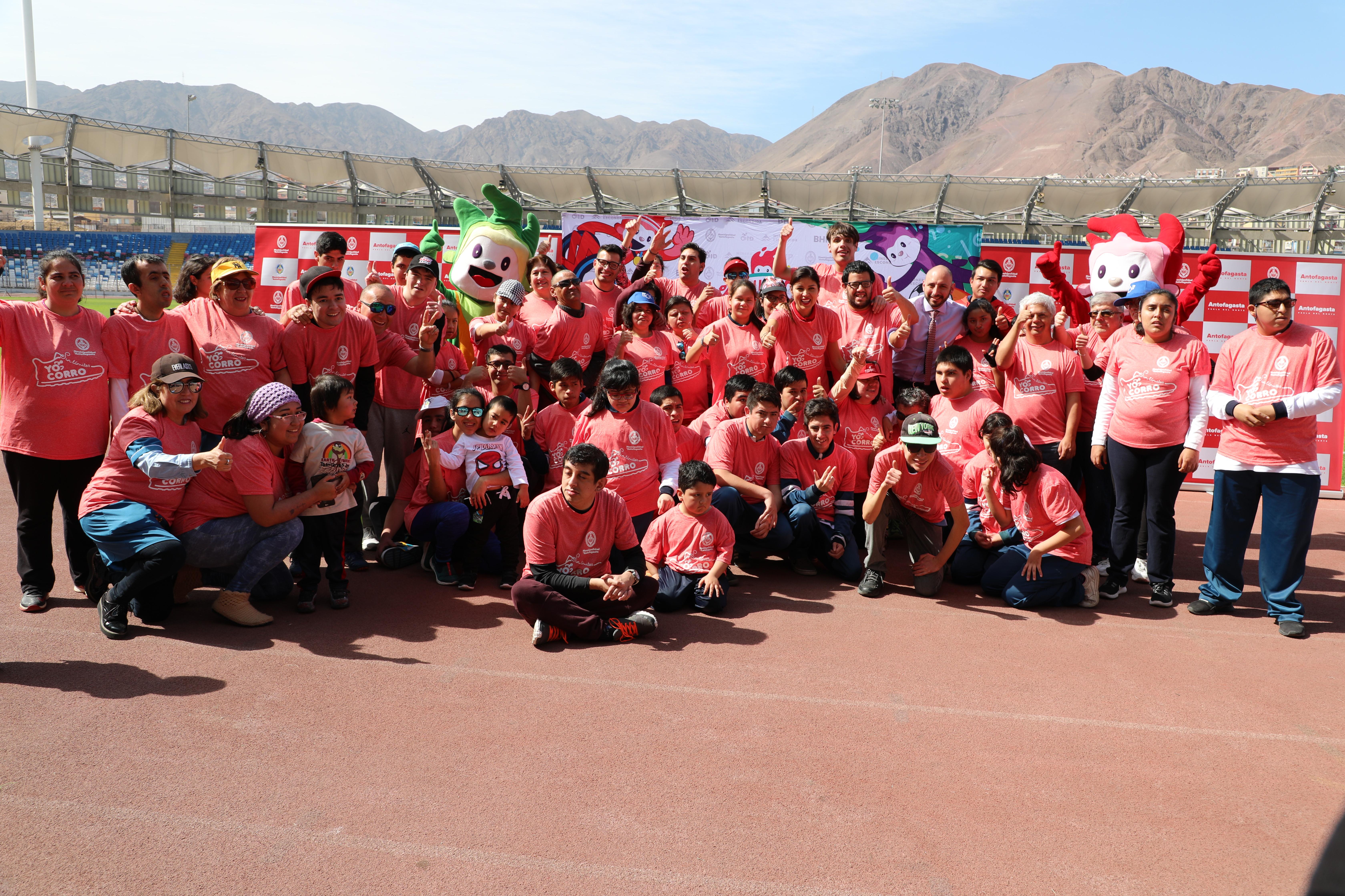 Juegos Paralímpicos 2018 | Municipalidad de Antofagasta