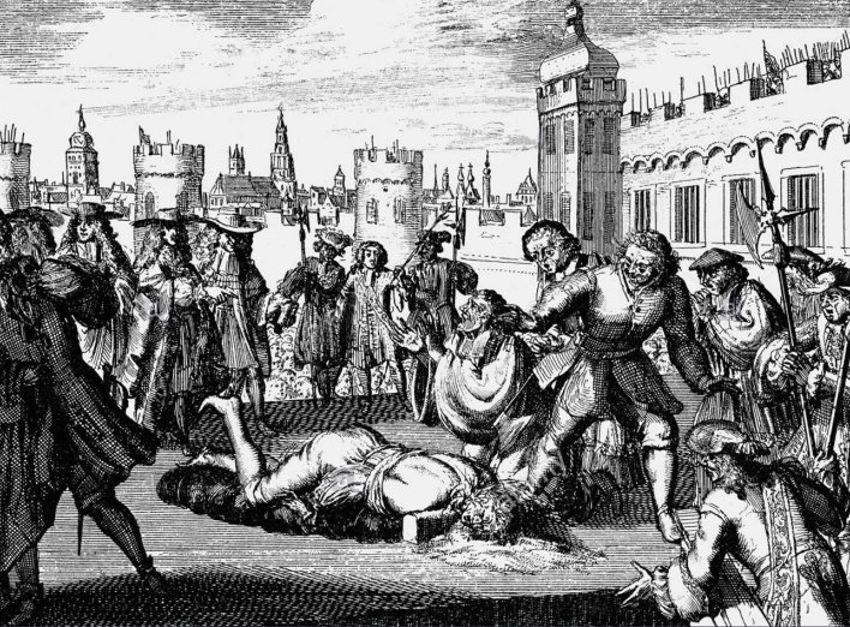 Ajusticiamiento de Jack Ketch | English Historical Fiction Authors