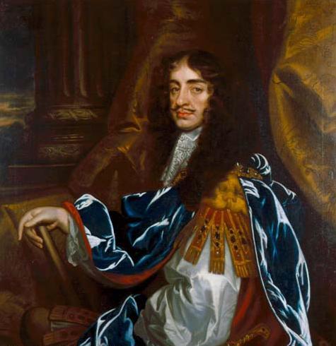 Rey Carlos II de Inglaterra | English Historical Fiction Authors