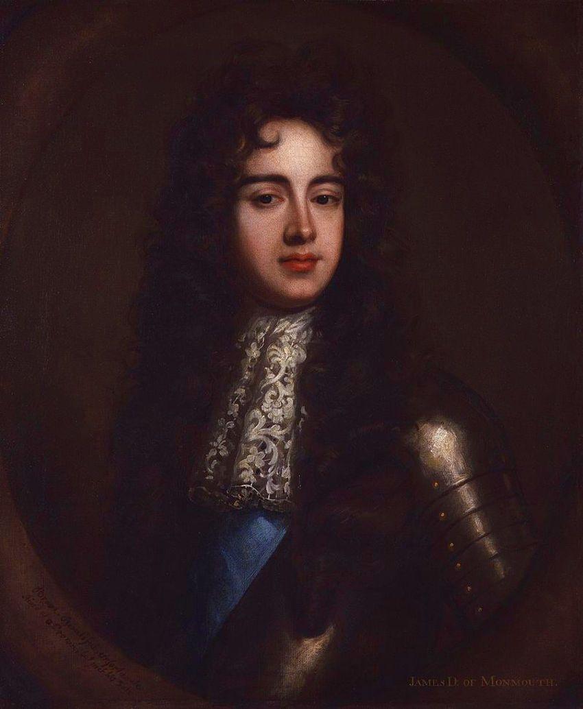 El duque de Monmouth | Wikipedia Commons