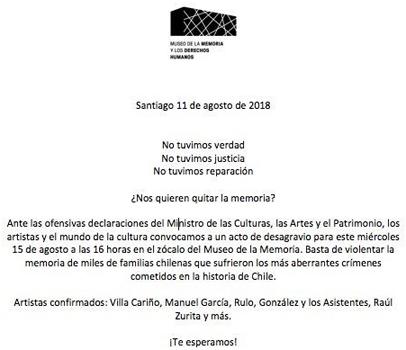 Renuncia un polémico ministro de Piñera tras cuatro días en el cargo