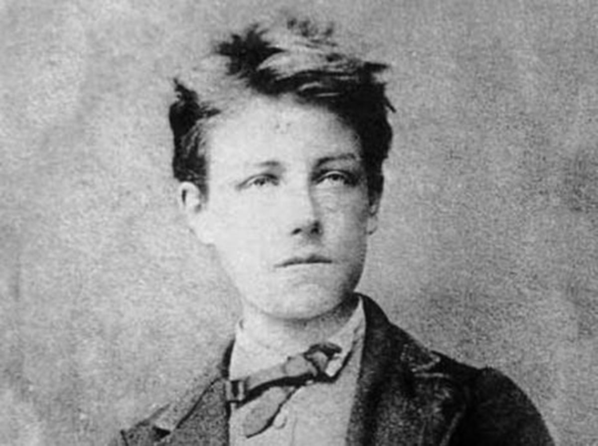 Arthur Rimbaud (CC) Flickr