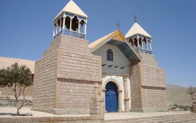 Iglesia San Marcos de Mamiña | Consejo de Monumentos Nacionales