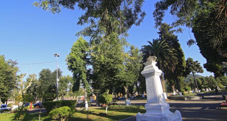 Contexto   Plaza de Santa Juana   Agencia Gradual