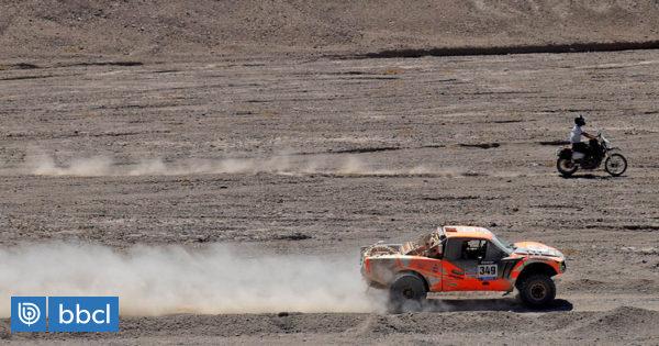 Piloto nacional Emiliano Fuenzalida va por un histórico oro en el Atacama Rally