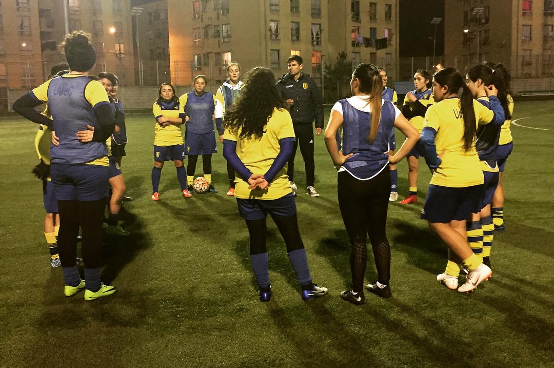 Fútbol Femenino UdeC