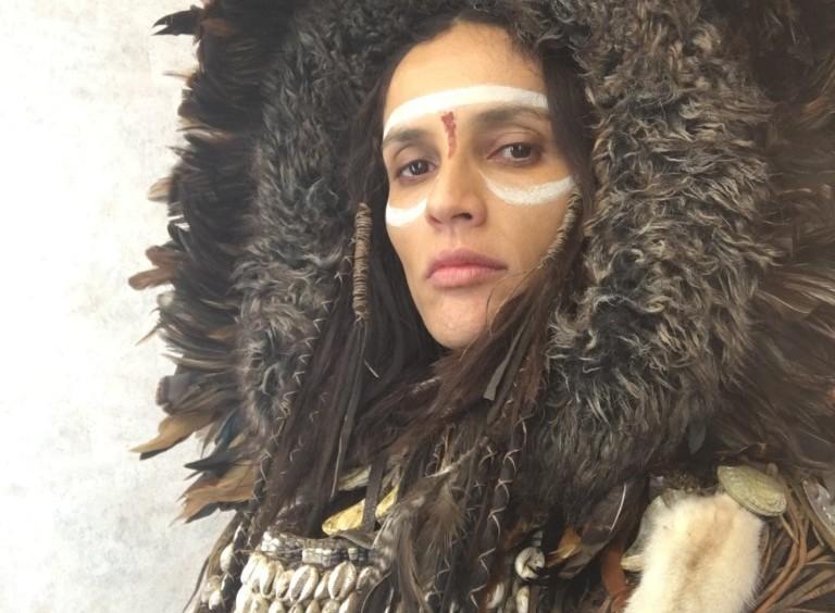 """Leonor Varela en """"Alpha"""""""