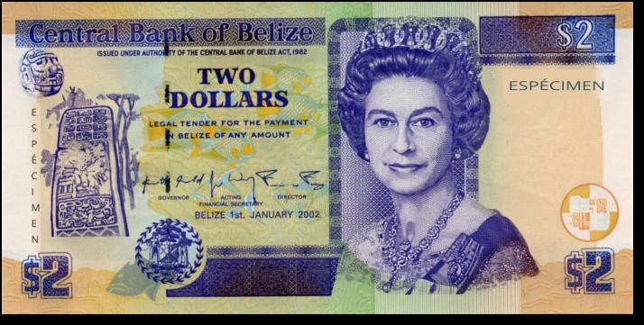Dólares de Belice