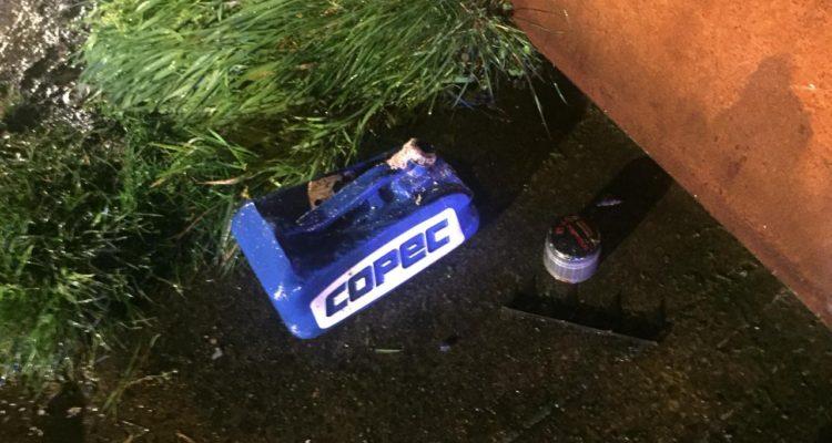 Resultado de imagen para Investigan incendio de vivienda en Puerto Montt: en el lugar se encontró un bidón de bencina