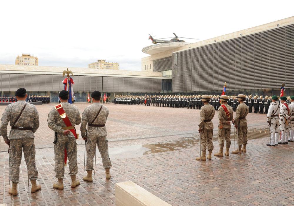 Edificio institucional del Ejército | Ejército de Chile