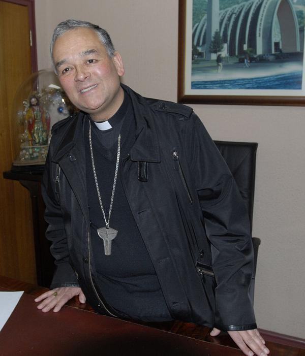 Carlos Pellegrín | Iglesia.cl