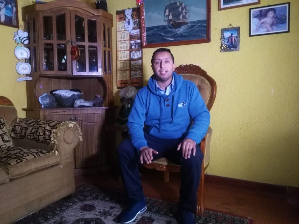 Chofer agredido | Pedro Cid (RBB)