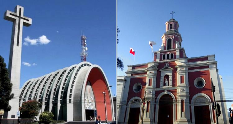 Catedrales de Chillán y San Felipe | Iglesia