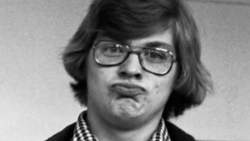 Jeffrey durante su juventud | ABC