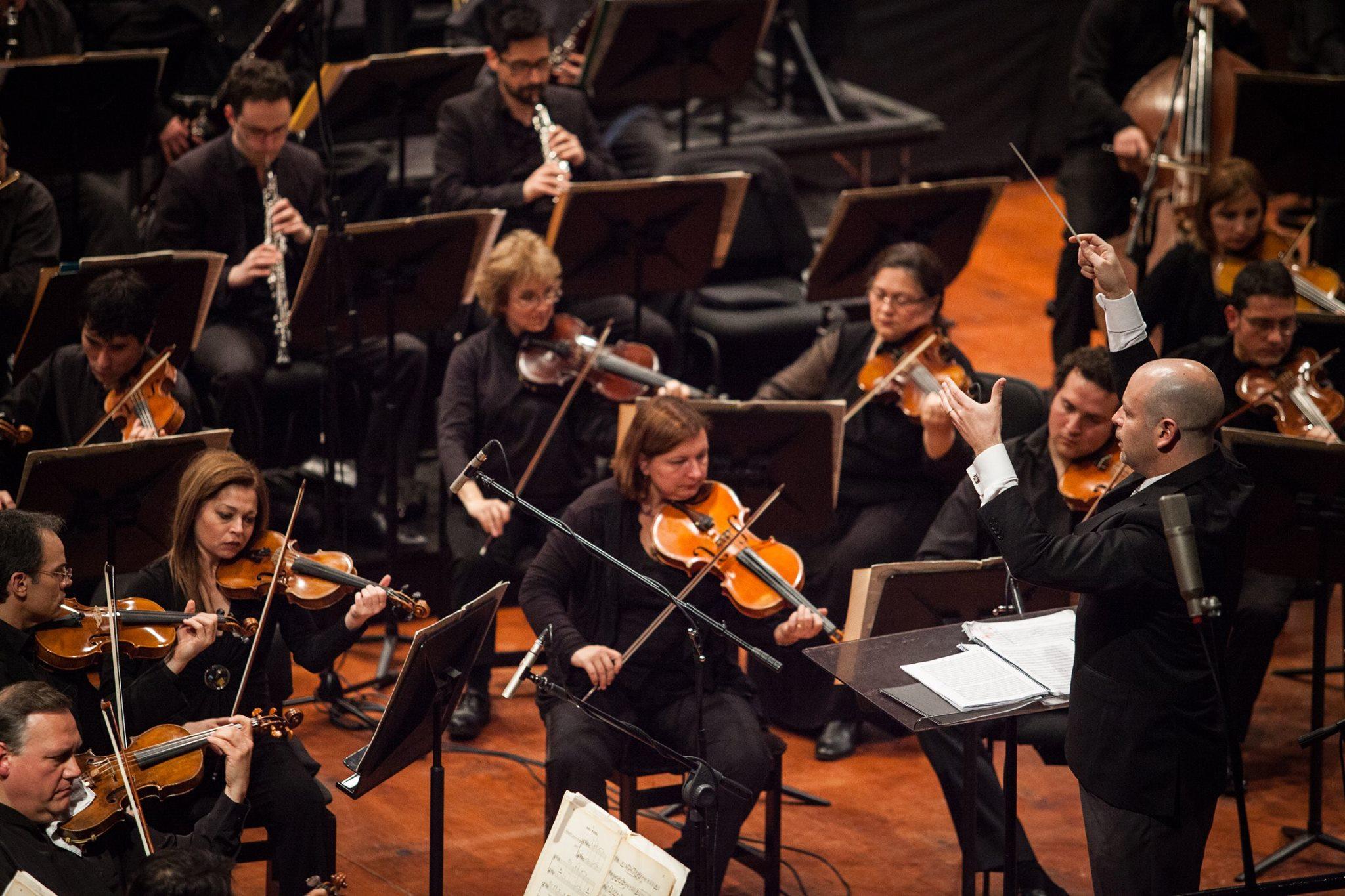 Orquesta Sinfónica Nacional de Chile