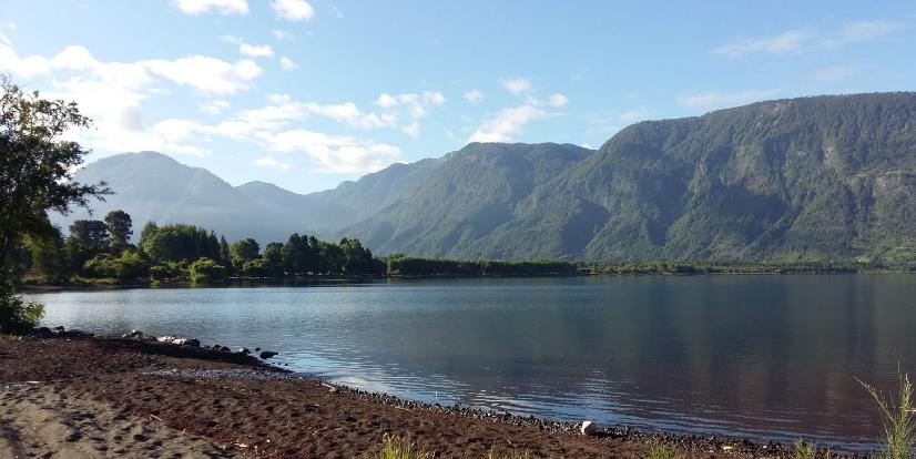 Lago Calafquén | Google Maps
