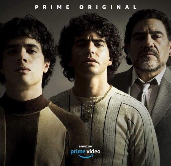 Actores que interpretarán a Diego | Amazon Prime Video