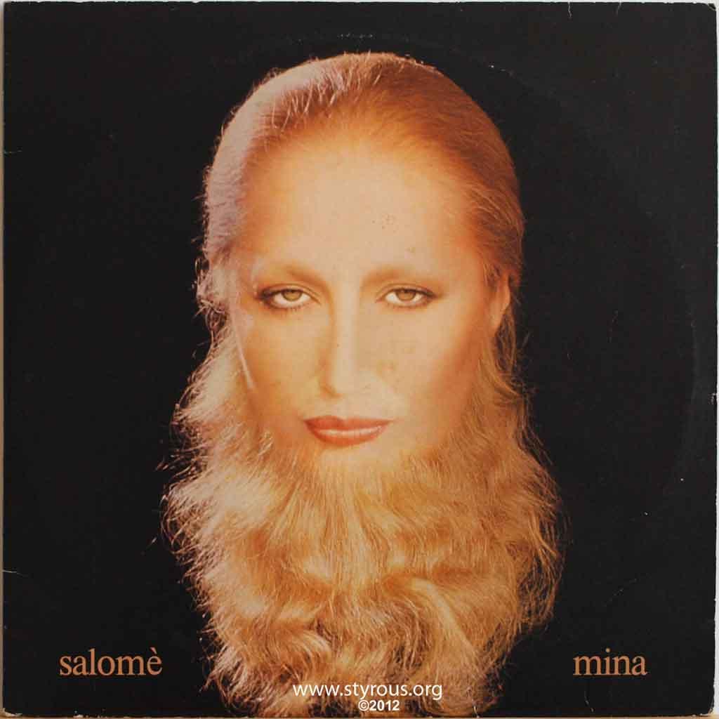 Mina Mazzini | Salomé (1981)