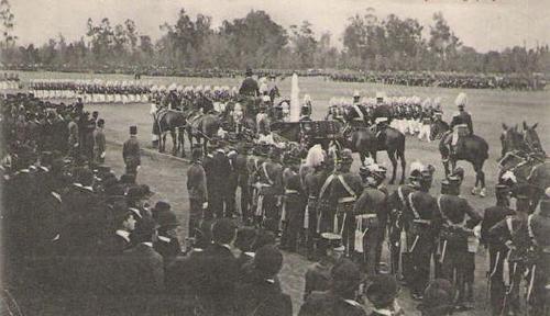 Parada Militar 1920 | Memoria Chilena