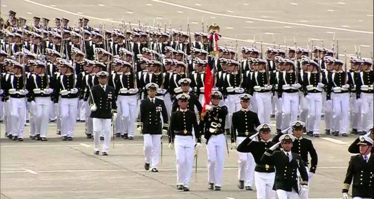 Resultado de imagen para parada militar chile