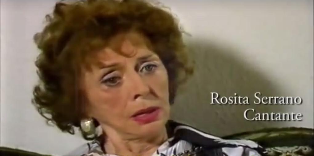 Rosita Serrano, la favorita del Tercer Reich | Youtube